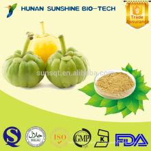 O extrato da planta Garcinia Cambogia Fruit / HCA / extrato de Garcinia Cambogia pode inibir o apetite e queimar mais gordura