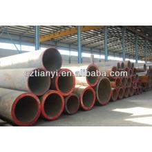 ASTM A252 tubo de aço carbono tubo pilling / gi pipe
