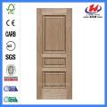 *JHK-M03 Solid Oak Interior Doors Interior Solid Oak Doors Wood Veneer MDF Door Skin