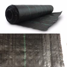 80-80kn high strenght black Woven Geotextile