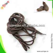 Hot fashion round shoe lace