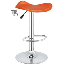 PVC Material for Orange Bar Stool