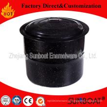 Utensílios de cozinha do potenciômetro do esmalte de Sunq 33qt personalizado