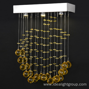 popular led chandelier hanging line pendant lamp