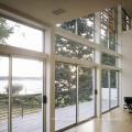 Hoher Standard Günstige Preise Umsatz Kunststoffrahmen für Türglas