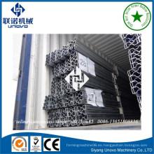 Estante de paleta de acero de almacenamiento