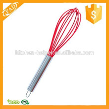 Reusable Heat Resistant Easy Silicone Whisk Hand Blender