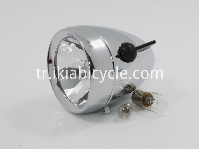 Bike dynamo light