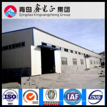 BV Certificated Steel Structure Workshop (SSW-14015)