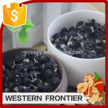 2016 Baya caliente del goji del negro de QingHai de la venta