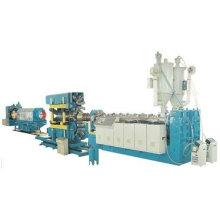 línea de producción de la pipa doble del PVC