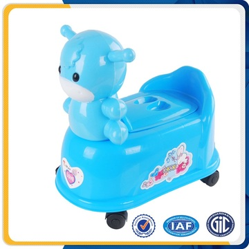 Neues Modell Baby Kinder Portable Baby Toilette