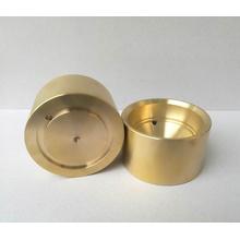 Piezas de latón de mecanizado CNC Piezas de latón de mecanizado personalizado