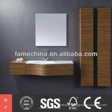 white bathroom vanity cabinet