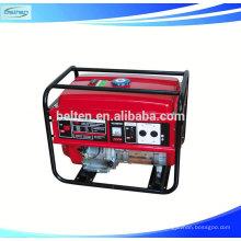 Generador de gasolina de arranque eléctrico trifásico 15HP, aire refrigerado por aire Cilindro simple 4 tiempos