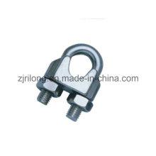 DIN 741 Tipo Europeu Clips de cabo de arame Dr-Z0010