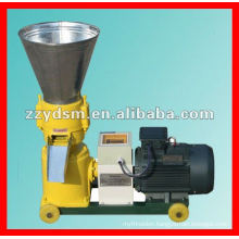 new design homemade wood pellet machine with 15kw ,40-300kg/h