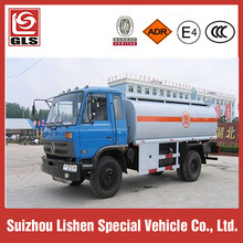 Dongfeng Europe 2 camion carburant pétrolier