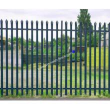 Powder Coating Palisade Fence (HX-1533)
