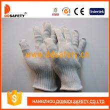 13G Hppe / HDPE Guantes resistentes a cortes (DCR104)