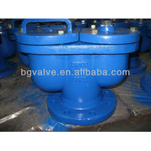 Double Air valve flanged