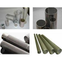 Filtro de Producción Especializado Hoja de Metal Perforada