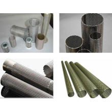 Specialized Production Filter Perforated Metal Sheet