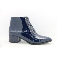 Fashion Pointed Comfort PU Lady Boots for Sexy Women