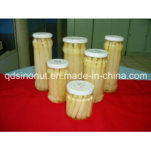 2015 New Crop White Asparagus Spears in Jar