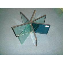 Triple UV Block berisolasi IGU Glass