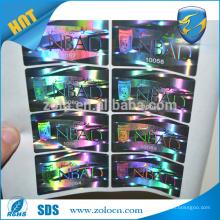 wholesale directory anti-counterfeit pet hologram sticker custom brand hologram sticker