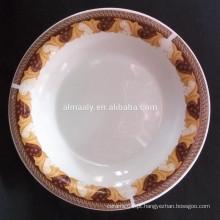 com placa de cerâmica omega com design da Indonésia