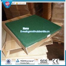 Interlocking Gym Floors Rubber Factory Direct Indoor Rubber Tile Rubber Floor Tile