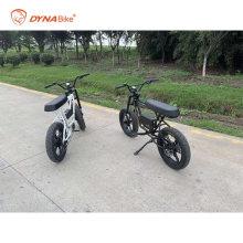 Full Suspension Fat Tire Bicycle Ebike Electric Bike