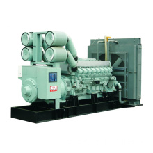 20-1200kw Cummins High Powered Generator Set