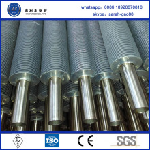 2016 New copper tube aluminum fin air heat exchanger