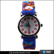 Reloj de la caja de la aleación para los niños, reloj de lujo del niño