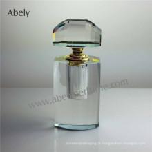 Bouteilles de parfum publicitaires promotionnelles pour huile de parfum