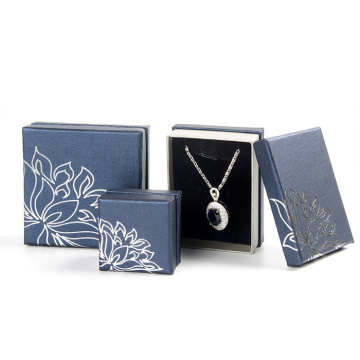 rigid cardboard jewerly gift box for bracelet