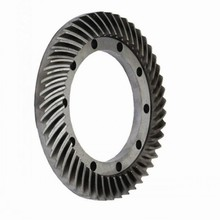 Custom Steel Ring Spiral Bevel Gear för Auto