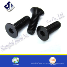 hot sale quick delivery countersunk head allen screw