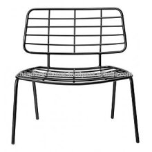 Chaise double métallique Vintage Vintage