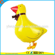 Novelty Design Walking Pet Balloon Toy Foil Balloon Duck for Kid's Gift