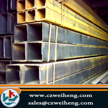 Hot-Dip Galvanized 80MMX80MM Square Tube