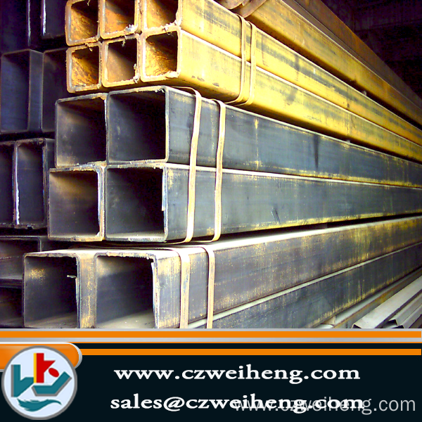 High quality ERW square hollow section steel tube