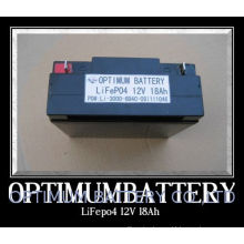 Lifepo4 12v18ah For E-golf Cart Battery Pack,lithium Iron Phosphate Batteries