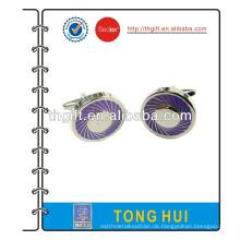 Mode Manschettenknopf mit runder Form