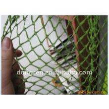 Mosquito con el agujero hexagonal de la tela