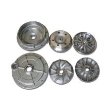 Coulée de sable de précision avec l'alliage d'acier pour des pièces de moteur (DR071)