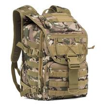 Waterproof Trekking Bag Tactical Assault Hiking Camping Fishing Traveling Water Resistant Rucksack Laptop Backpack